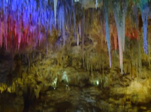 Some of the stalactite's