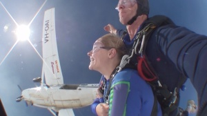 Jumping out the plane at 15,000feet