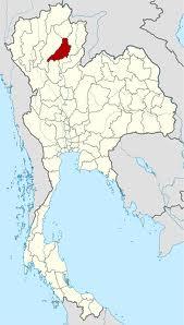 Phrae, North of Thailand