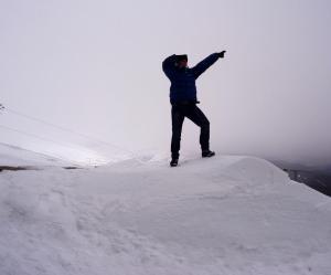 Brave adventurer Laird Andrew James Batten!