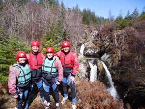 Smiles before another 'near death' experience