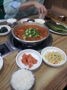 Kimchi Jigae- Kimchi soup