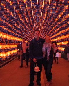 'Tunnel of Wish Lanterns'
