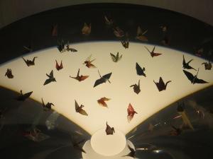 Saddako's cranes