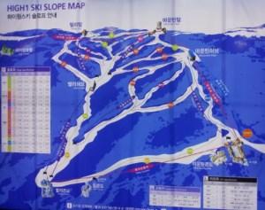 High 1 Ski Runs