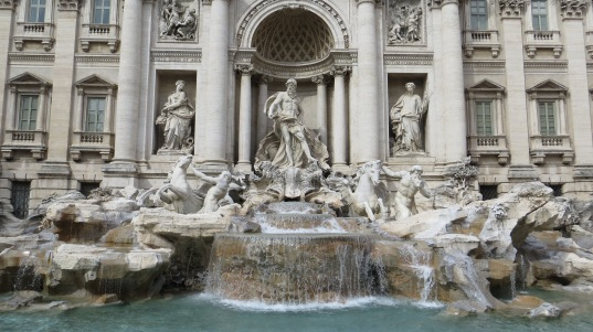 Fountain de Trevi