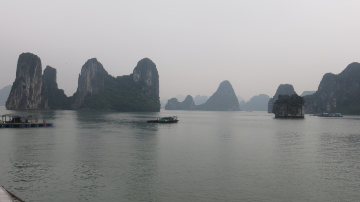 Beautiful Ha Long