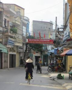 Average Street in Hai Phong