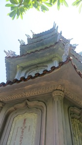 Pagoda on Marble Mountain