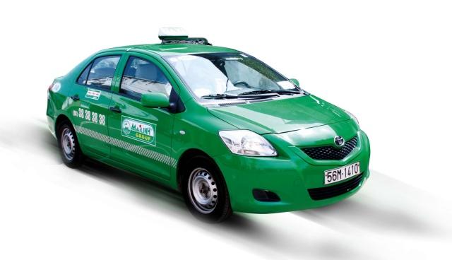 Marketing plan mai linh taxi