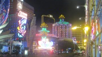 Casino llights