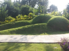 Erotica Gardens- sculptured lawns